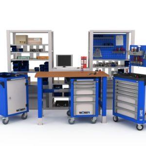 Производственная мебель Ferrum