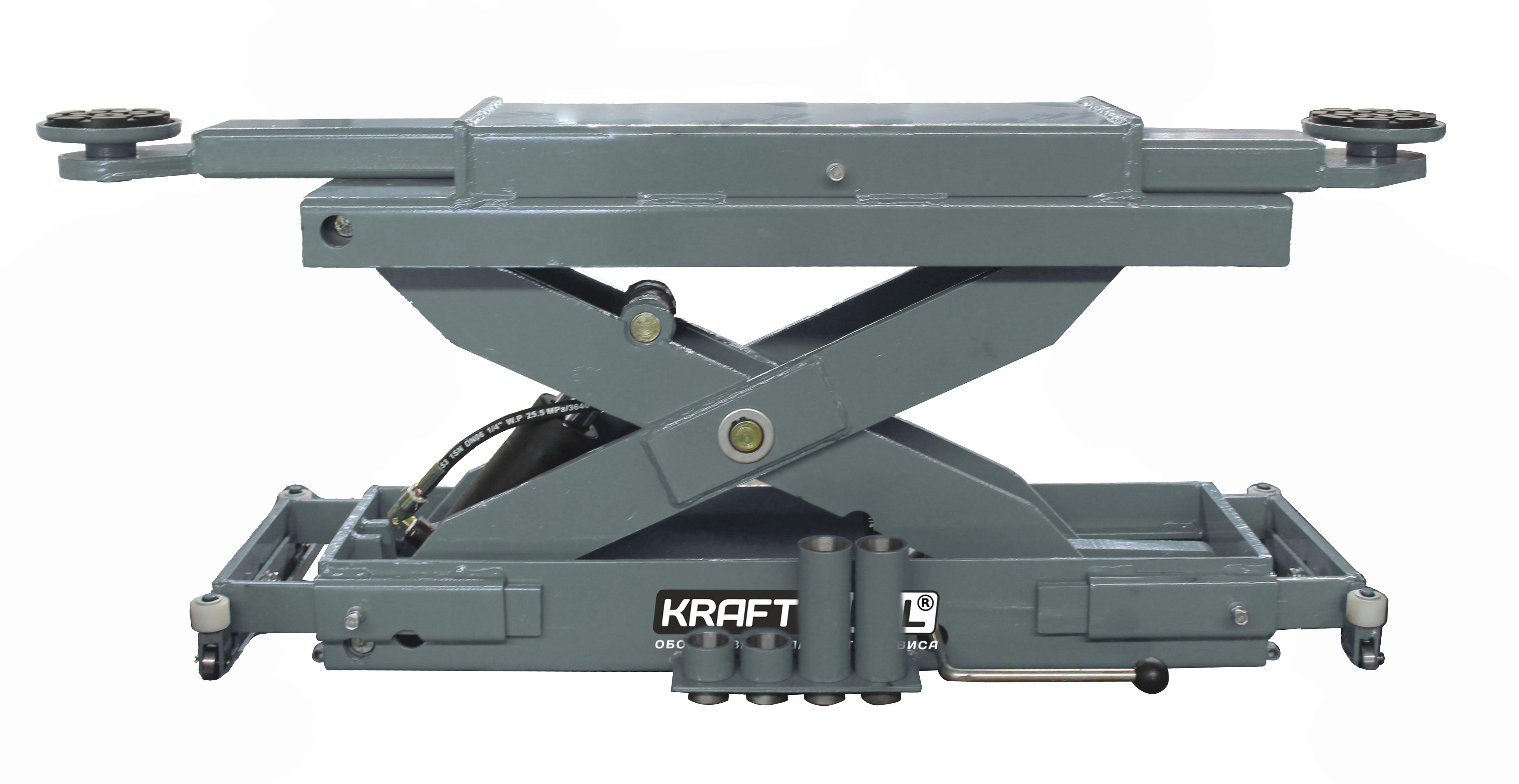 Траверса г/п 3200 кг. с пневмоприводом